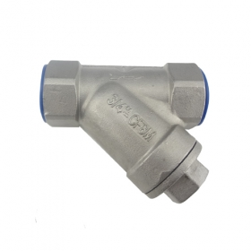 "MISOL 10 UNITS of NPT 3/4"" DN20 Y Type Strainer Valve stainless steel"